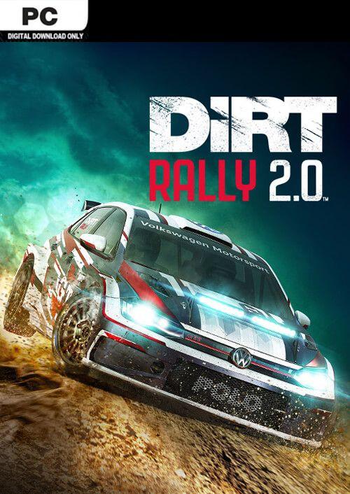 Dirt Rally 2.0 (PC, Steam)