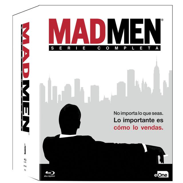 SERIES COMPLETAS A 9,95€ (DVD y Blu-Ray)