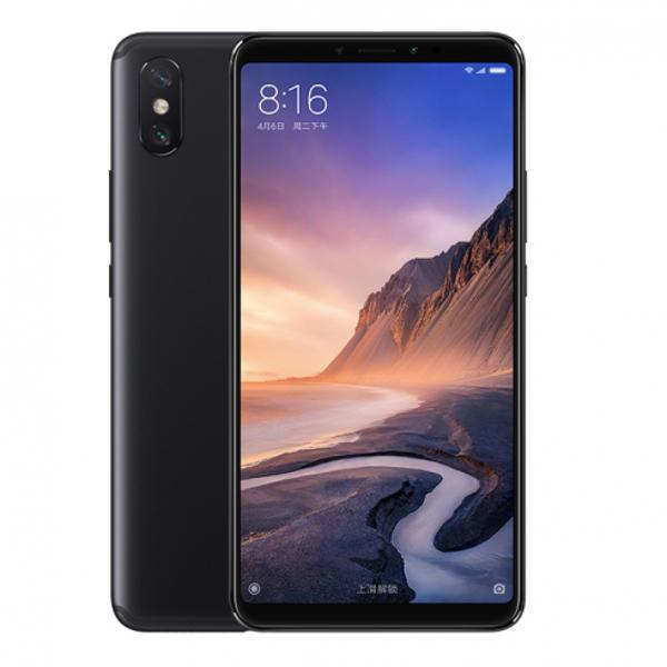 Xiaomi Mi Max 3 Global 4 gigas 64 de memoria negro