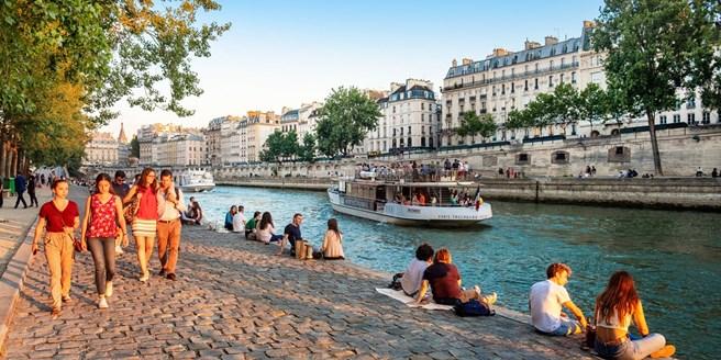 París: 3 días hotel, crucero y vuelo
