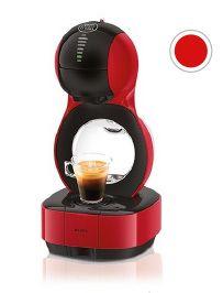 Cafetera parada automática dolce gusto