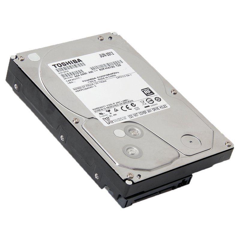 Toshiba Disco duro interno de 2Tb 3,5