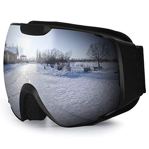 Cooolla Gafas de Esquí - Adultos