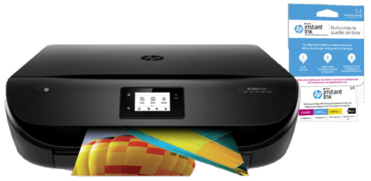 HP Envy 452 + Instan Ink