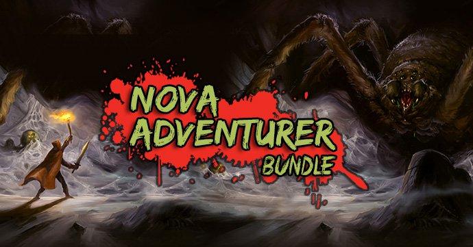 Bundle Nova Adeventure - Indiegala