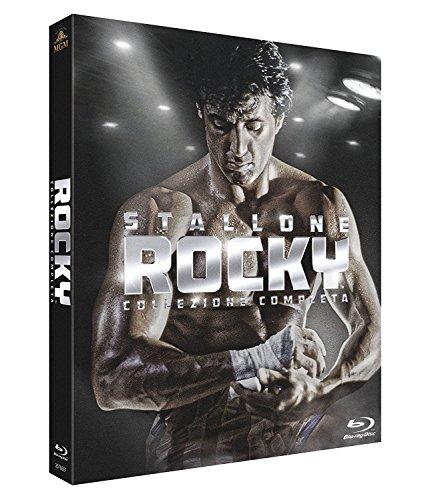 ¡Rocky – Saga completa en 6 Blu-Ray sólo 15,38€! Audio Castellano Envío prime