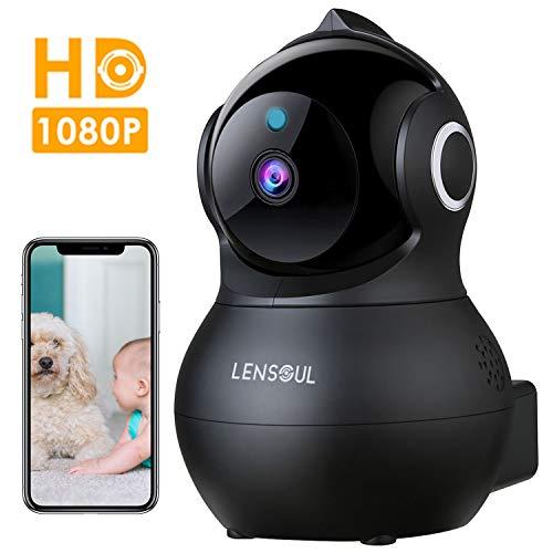 Lensoul - Cámara de Vigilancia IP 1080P