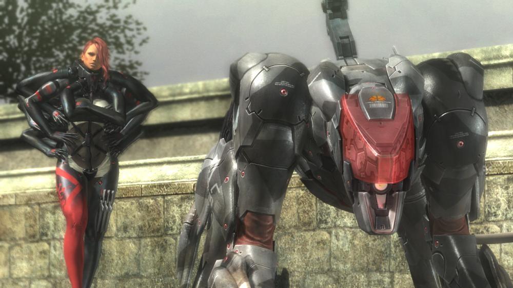 BladeWolf Gratis - Personaje - METAL GEAR RISING: REVENGEANCE