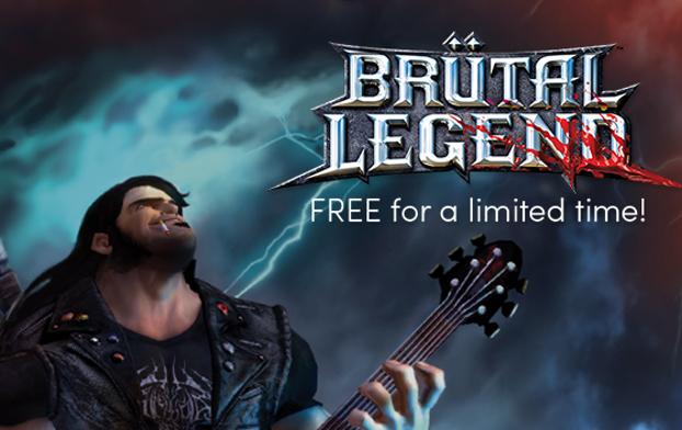 Brutal Legend GRATIS