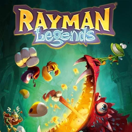 Rayman Legends para Nintendo Switch (eShop rusa)