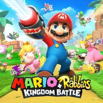Mario + Rabbids Kingdom Battle para Nintendo Switch (eShop rusa)