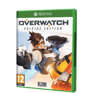 Xbox One: Overwatch Origin (Físico) (GAME)