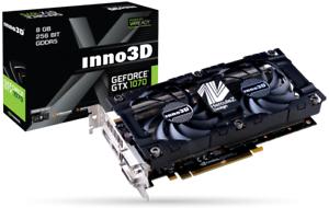 GTX 1070 INNO3D 8GB De 2ª mano - Como nuevo