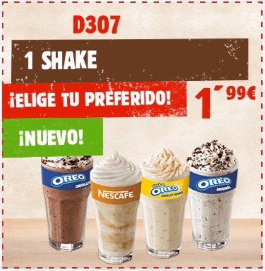 Shake a 2€