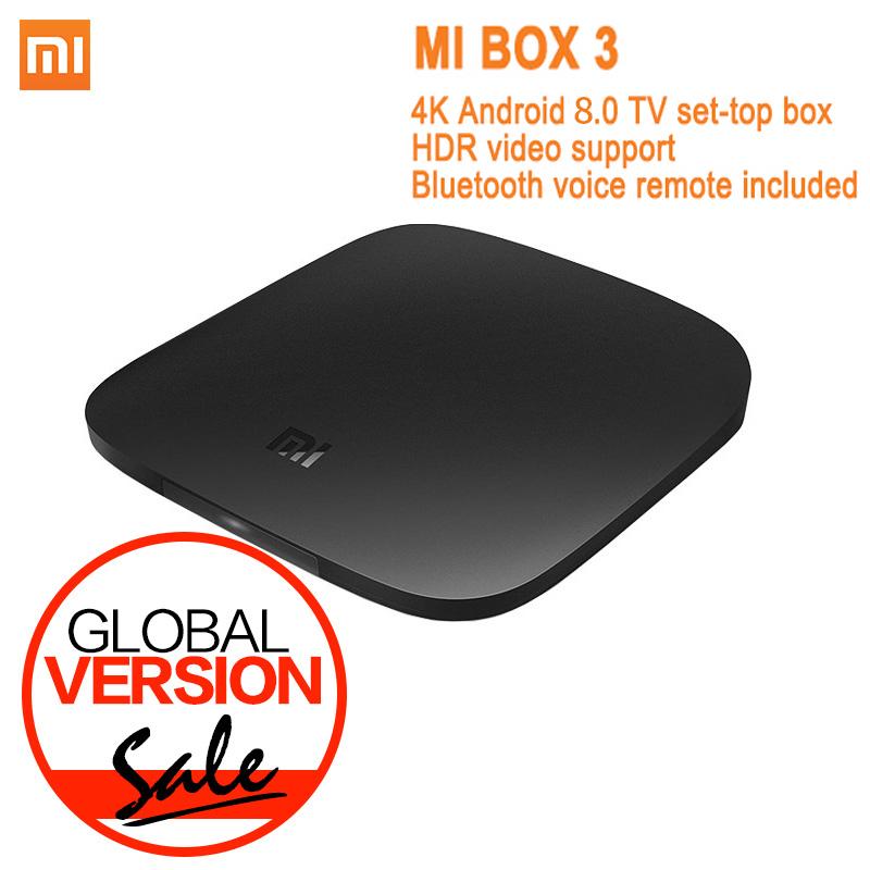 Xiaomi Mi Box 3 - Desde España
