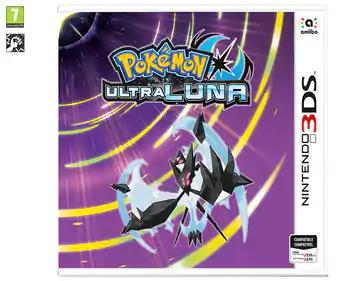 NINTENDO Pokemon Ultra luna 3Ds