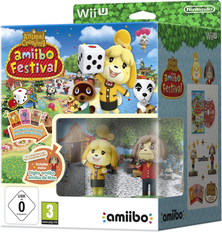 Animal Crossing Amiibo Festival - Edición Limitada Nintendo Wii U
