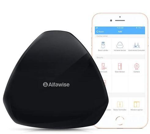 Alfawise KS1 Smart Home Control remoto universal