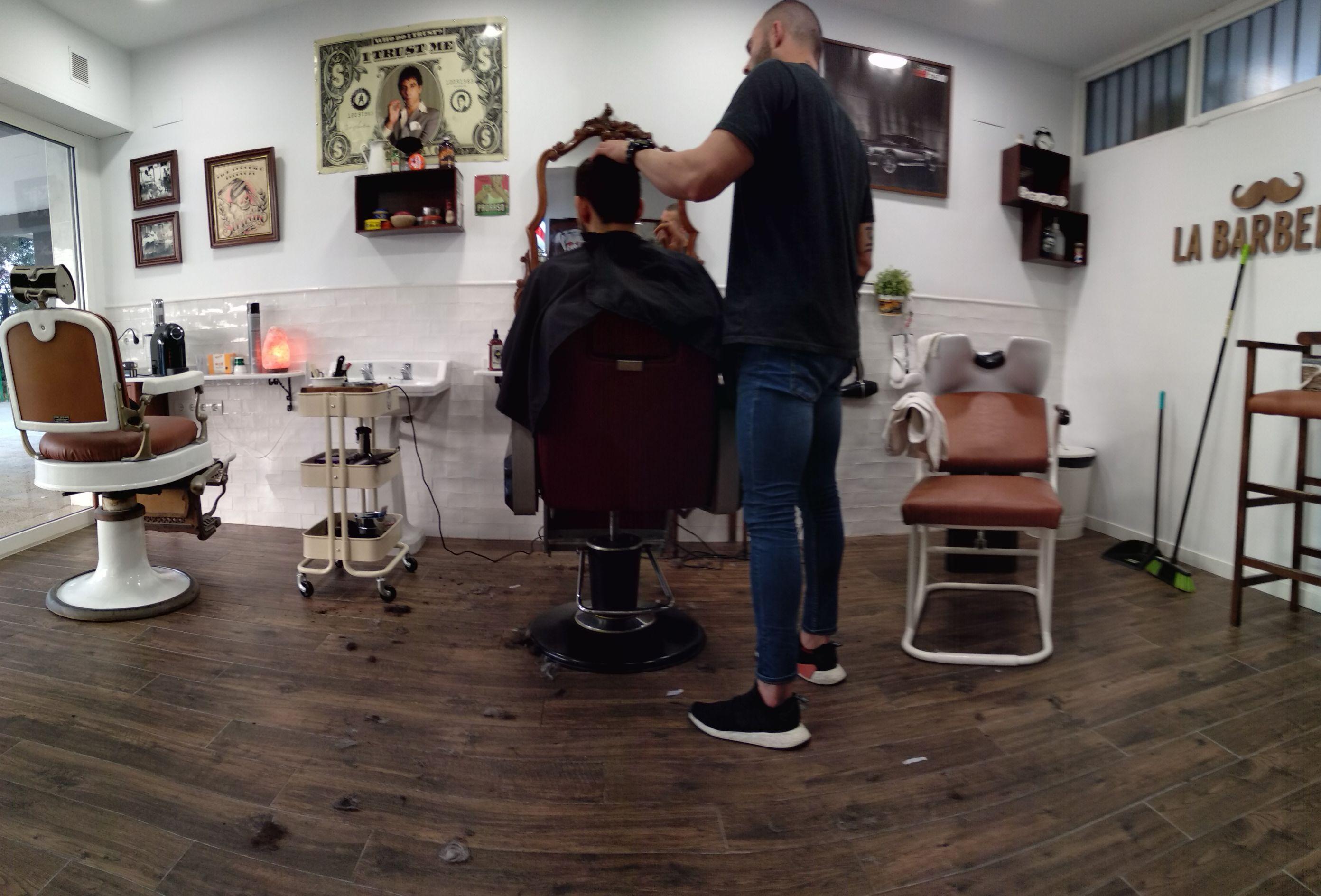 Corte de pelo a 4€ en Valencia