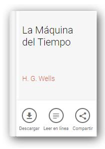 Más de 50.000 libros en español e inglés (Ebooks, En línea, PDF o Kindle)
