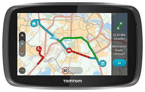 TomTom GO 51 - (versión importada Alemania usado)
