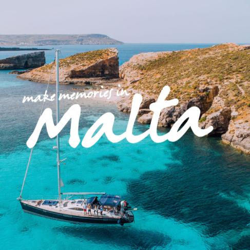 Malta 68€/p = 7 noches en hotel 3* con vuelos ida/vuelta