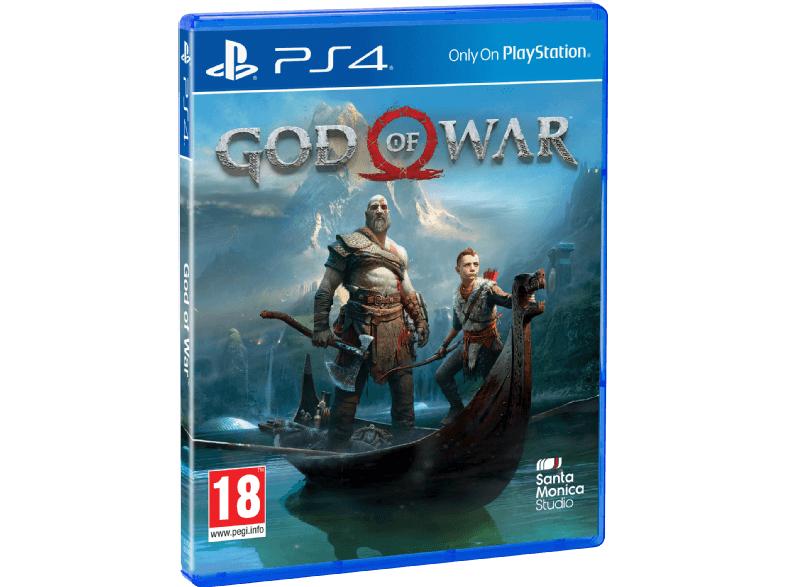 God of War PS4 [MediaMarkt]
