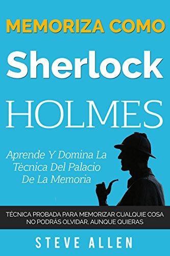 Libro versión Kindle: Memoriza como Sherlock Holmes