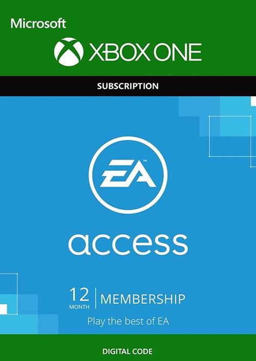 Suscripción EA Access 12 meses solo 19,39€
