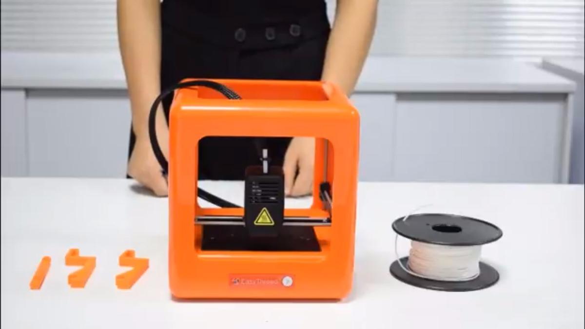 Easythreed NANO Mini Home Education Impresora 3D para niños