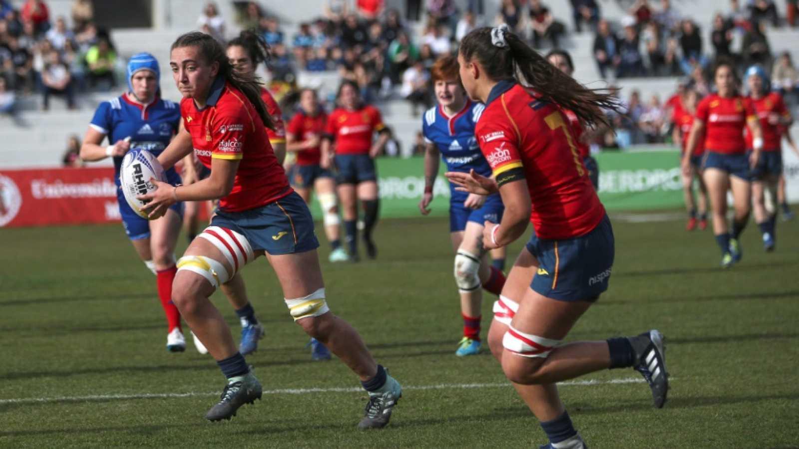 Entrada gratis para la final del Campeonato de Europa de Rugby Femenino (Madrid)