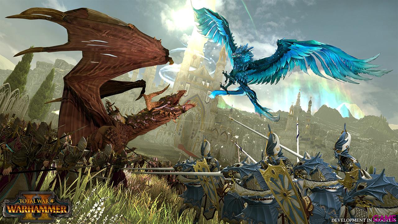 Warhammer total war 2