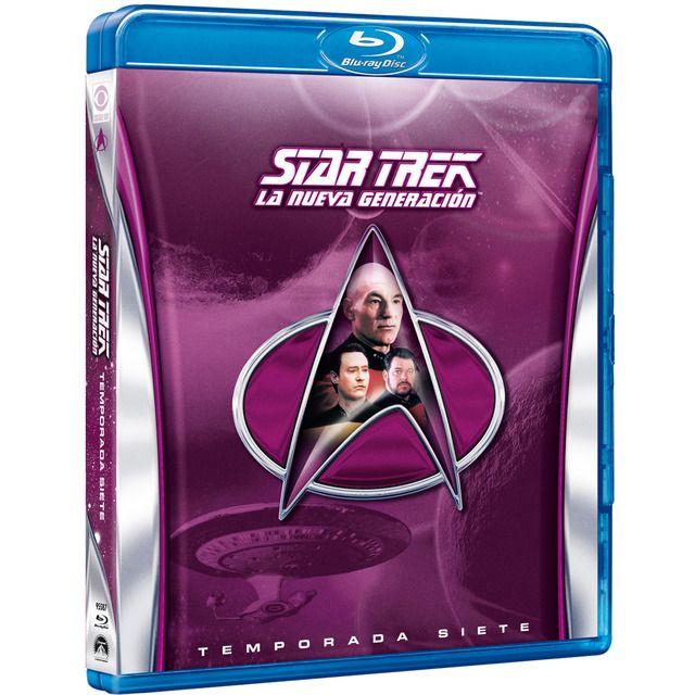 Series en Blu-ray