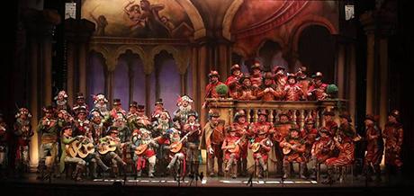 """Gratis, Actuación del Coro de Los Niños """"Ópera Cádiz"""""""