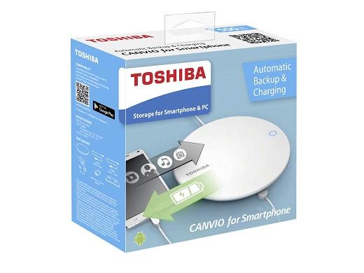 Toshiba Canvio for Smartphone 500 Gb