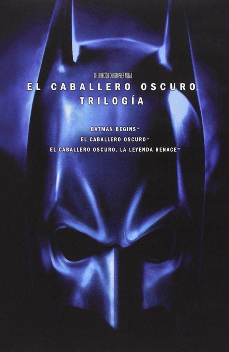 Trilogía El Caballero Oscuro en Blu-Ray  [Blu-Ray]