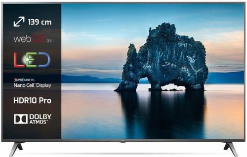 """Smart TV LG 55"""" Nanocell 4K SK8000PLB"""