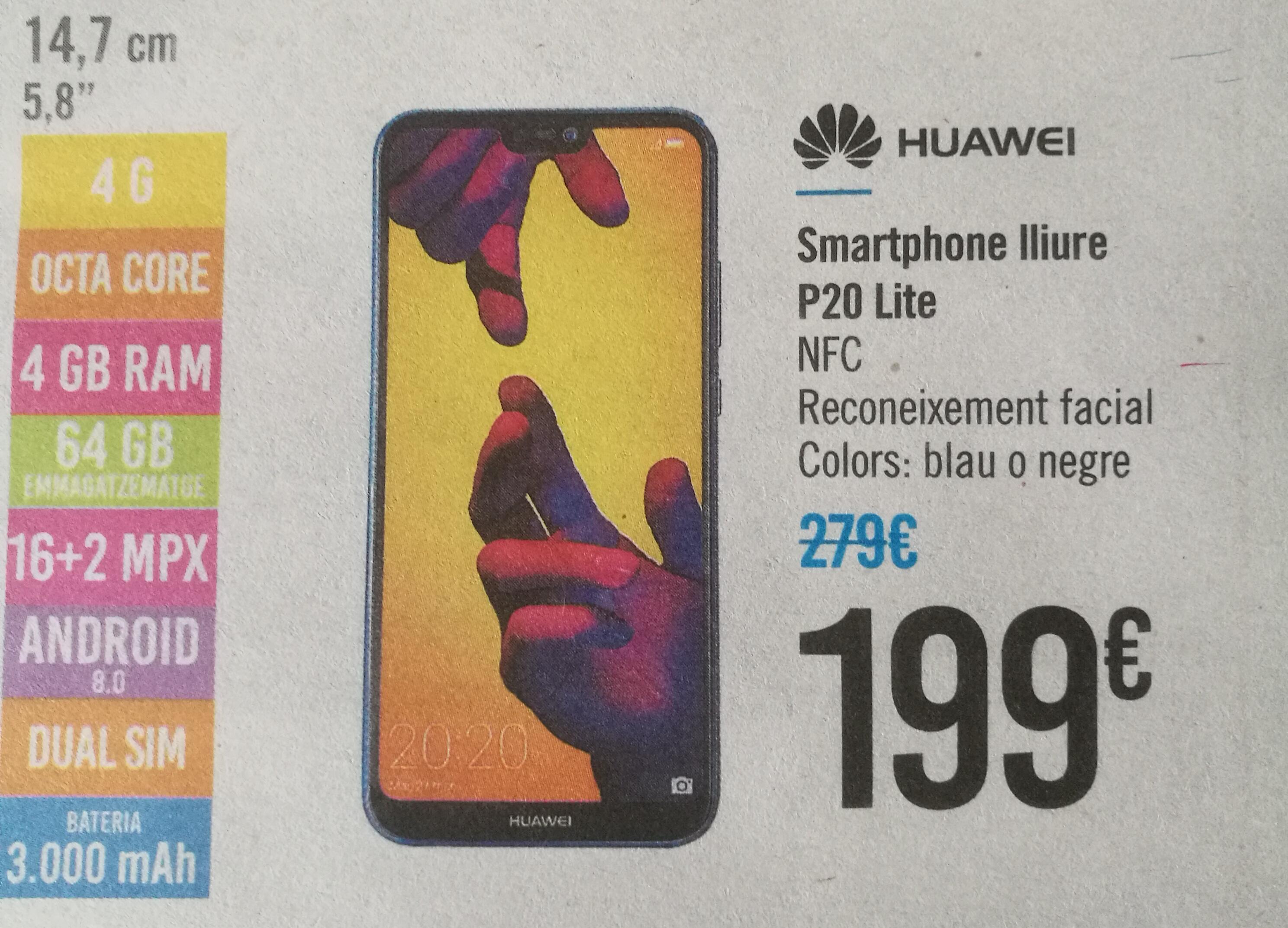 Carrefour Huawei P20 Lite