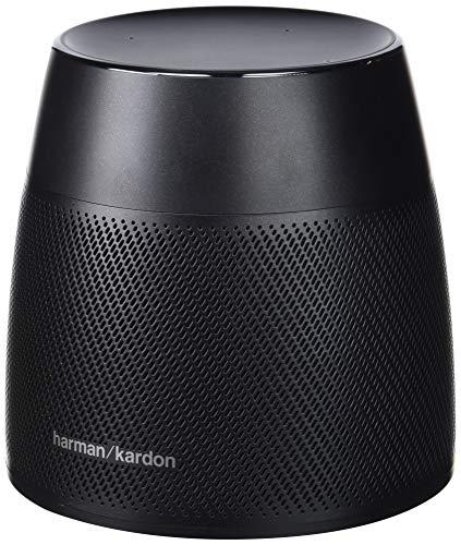 Harman Kardon Astra - Altavoz Bluetooth (Amazon Alexa, conexión WiFi, comandos de Voz y Sonido)