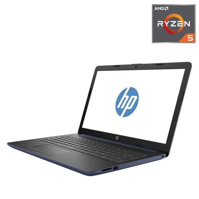 Portátil HP 15-db0011ns, AMD Ryzen 5, 8 GB, 1 TB HDD, AMD Radeon Vega 8