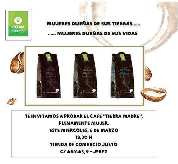 Prueba de café en Jerez