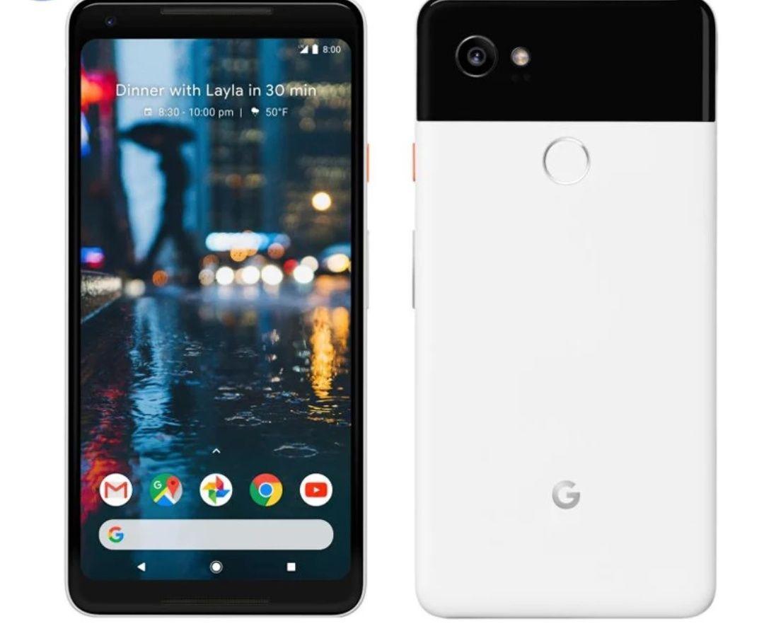 Google pixel 2 XL REACO