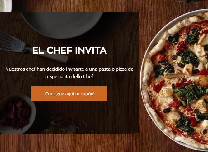 Ginos invita el chef