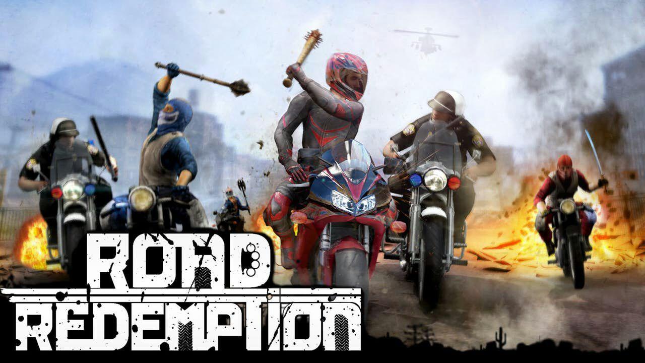 Road Redemption @ Steam - 6,69 €