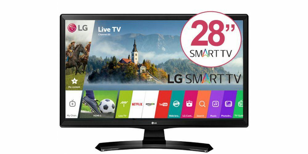 """Lg led 28"""" Smart Tv"""