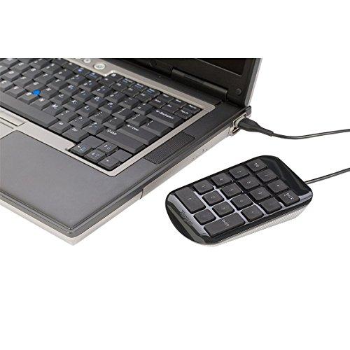 Targus AKP10EU - Teclado númerico USB