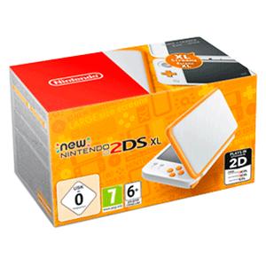 New Nintendo 2DS XL - Naranja - Media Markt Los Alisios (Las Palmas)