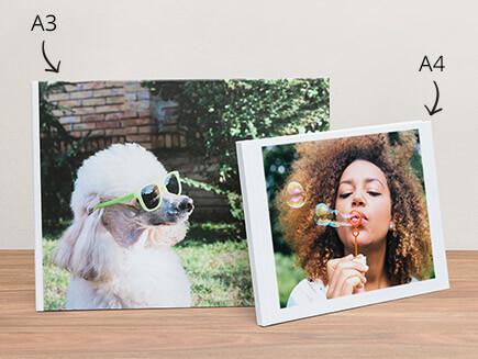 Páginas extra gratis en los álbumes de fotos Photobox