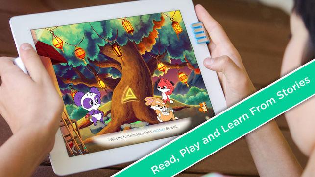 JUEGO: Las aventuras de Pan, incluye los 7 libros (IOS, Iphone + Ipad + AppleTV,  inglés)