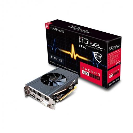 RX 570 Sapphire Pulse ITX  4GB